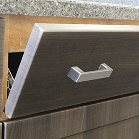 Sink Tip-Out Tray