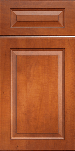 Classic in Summer Flame Wood with Walnut Glaze