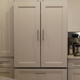 Matching Refrigerator Doors