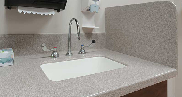 Solid Surface Sink
