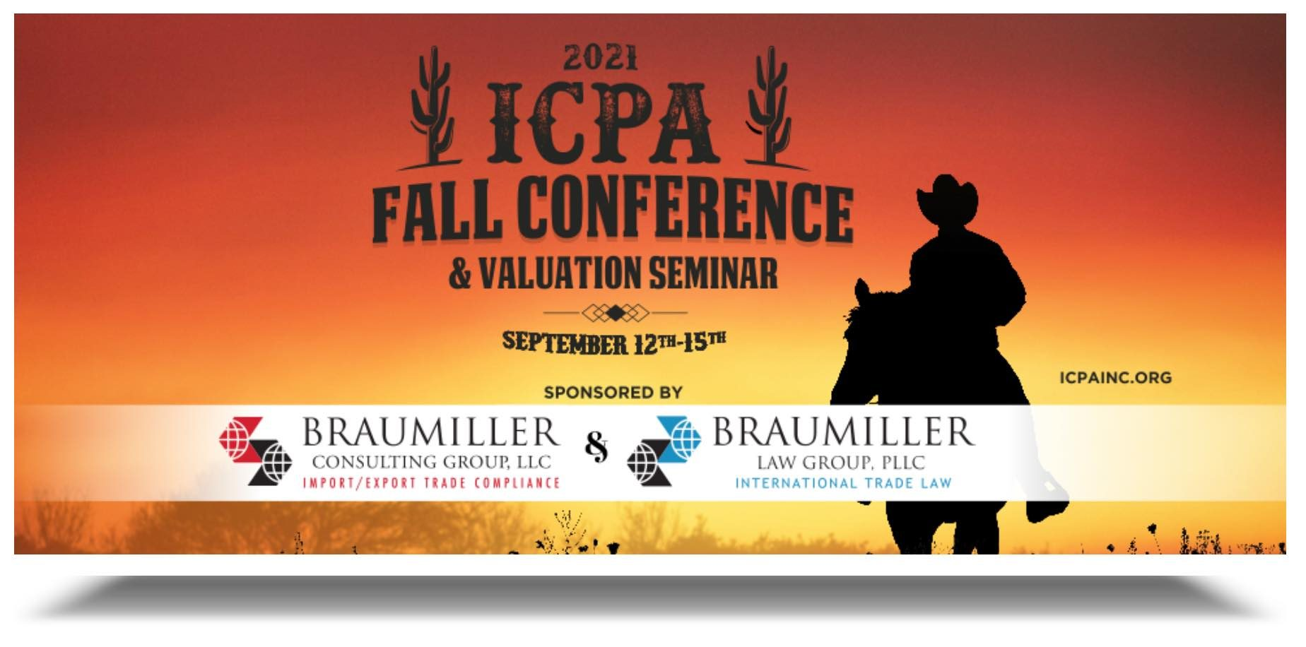 icpa fall conference