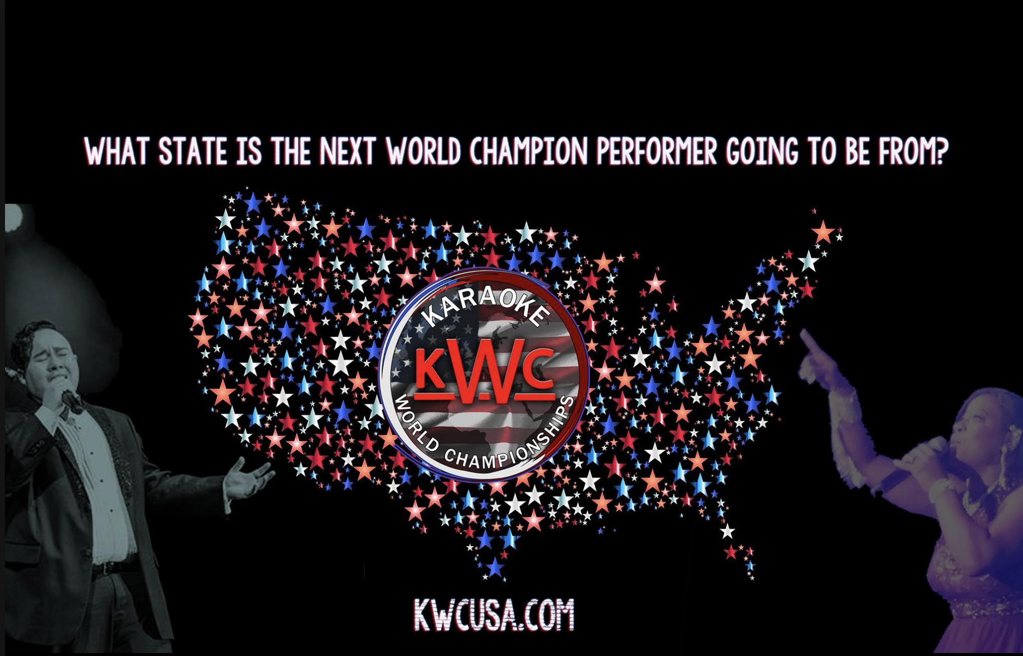 Karaoke World Championships at Katy Vibes