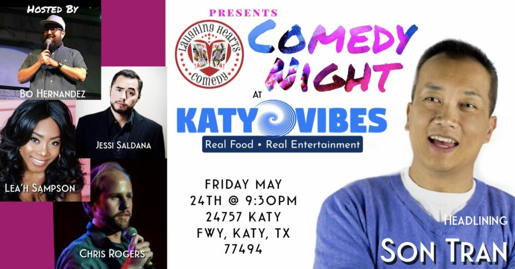 Laughing Hearts Comedy Showcase