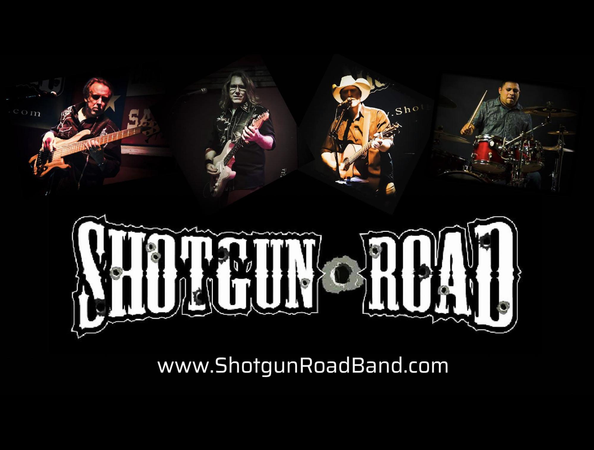 Shotgun Road at Katy Vibes