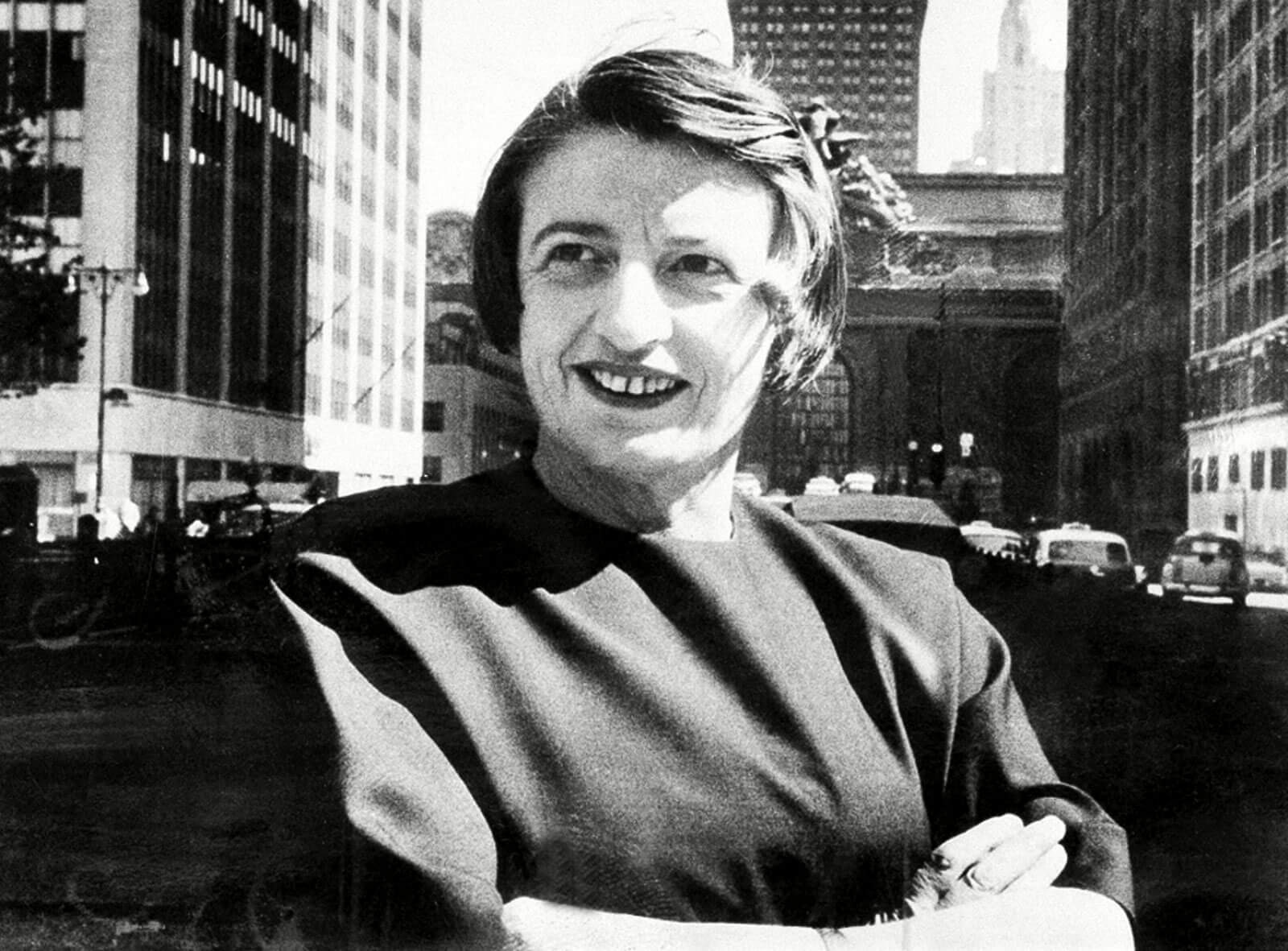 Happy Birthday Ayn Rand!