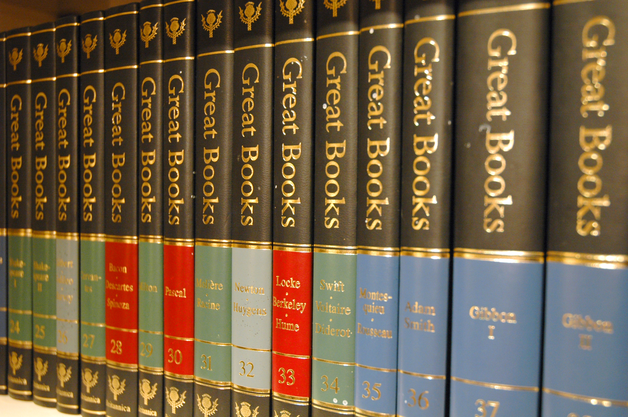 Why Bother With the Classic Great Books?
