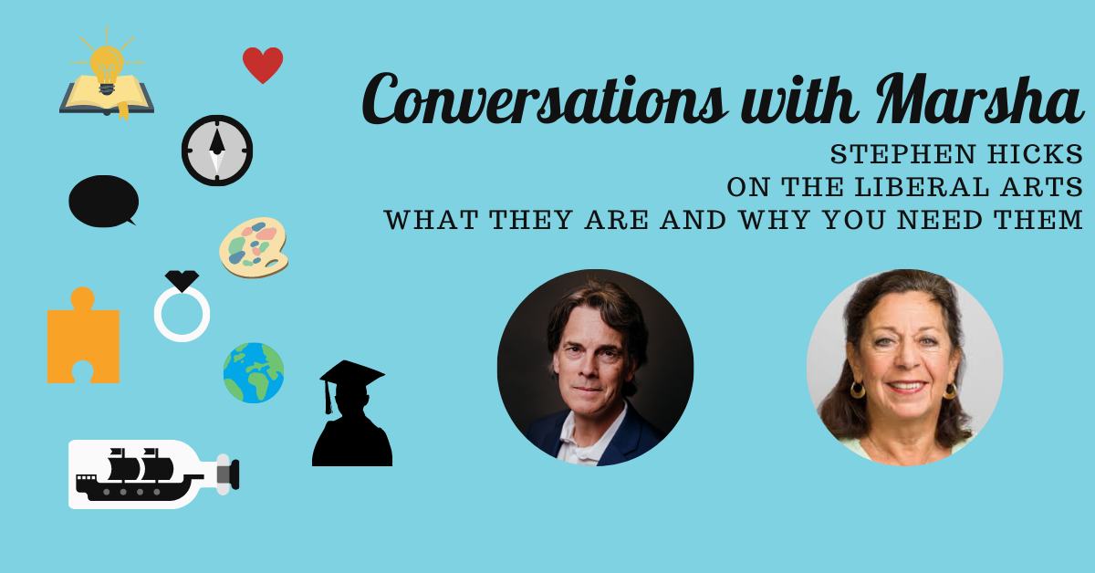 Conversations with Marsha: Carrie-Ann Biondi on the Value of Socratic Learning