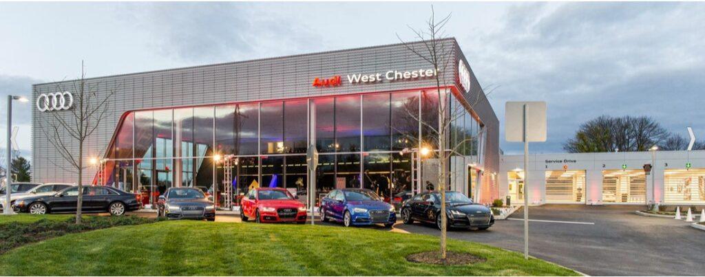 APEX Audi Dealership
