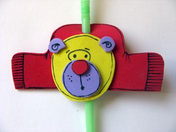 Decoraciones para fiestas infantiles sorbetes personalizados