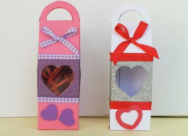 Cajita para regalo - Gift box