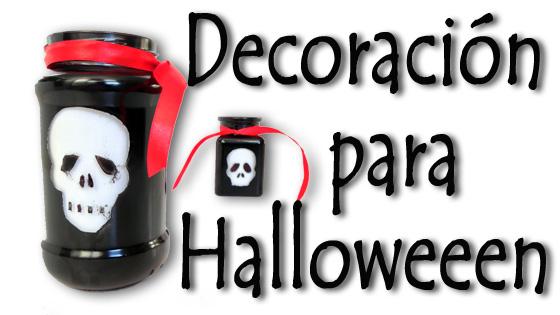 Decoracion para Halloween