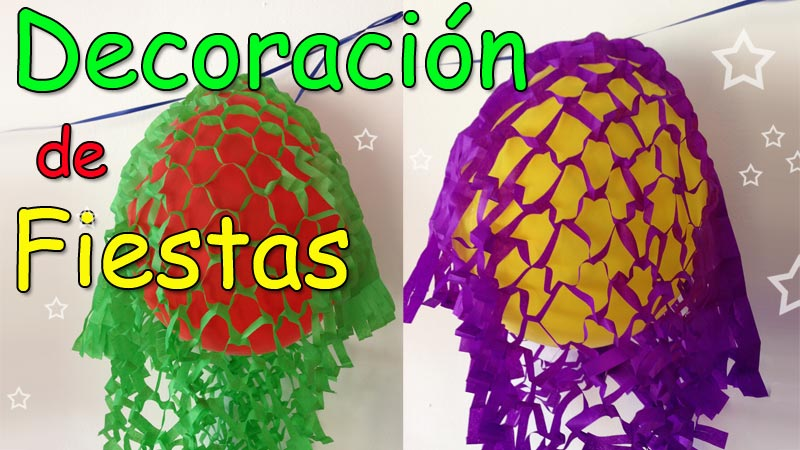 Globos decorados