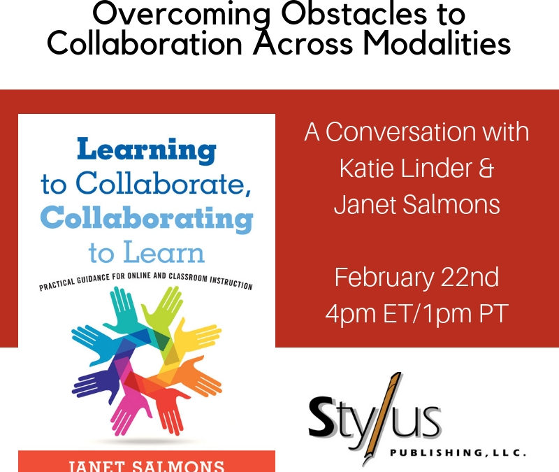 Author Webinar Recording Available