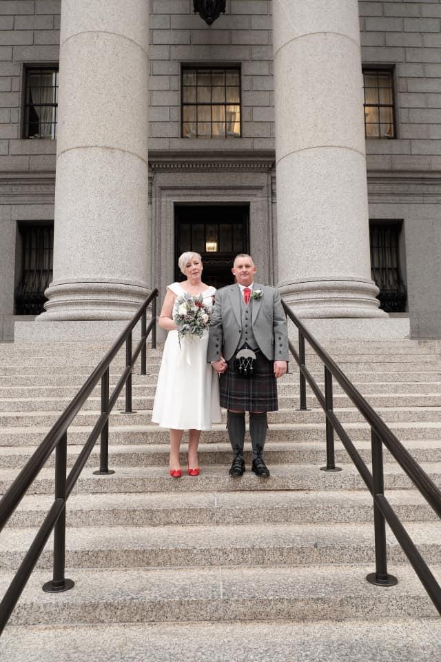 city hall wedding photographer