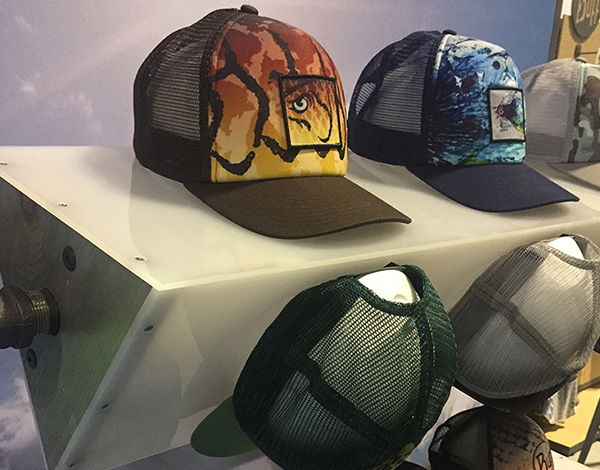 BUFF HATS AND CAPS FIT TO LIVE