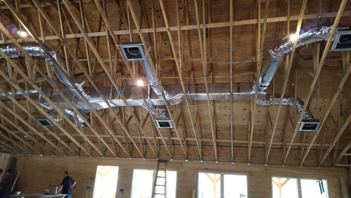 AC duct work South Florida