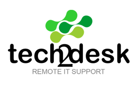 TECH2DESK, Remote Computer Tune-Up, Remote IT Support, Speed up windows