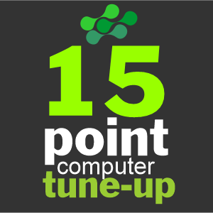 15 POINT COMPUTER TUNE-UP
