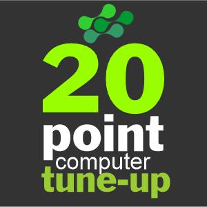 20 POINT CUMPUTER TUN-UP