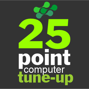 25 POINT COMPUTER TUNE-UP