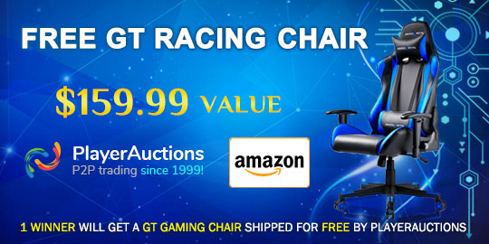 GT Racing Chair
