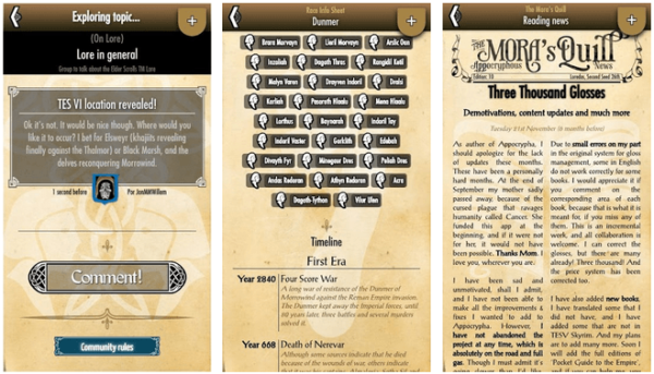 Elder Scrolls Online App 3