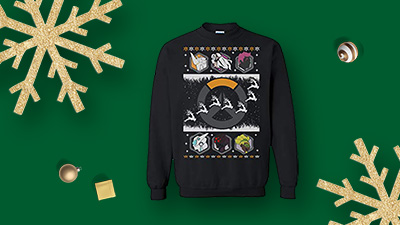 Overwatch Christmas Sweater