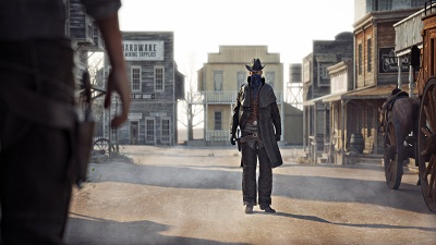 Outlaws of the Old West Game
