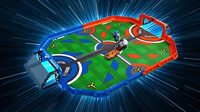 Rocket League Hot Wheels
