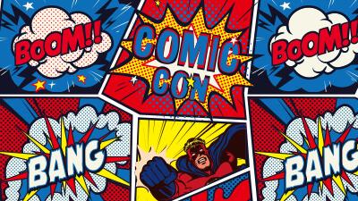 San Diego Comic-Con Highlights