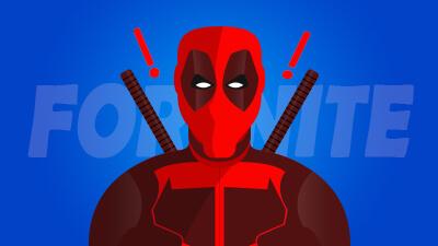 Fortnite Deadpool Challenges Skin