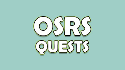 OSRS Quests