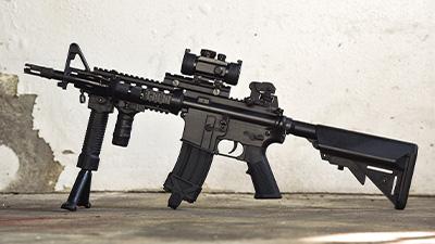 Modern Warfare M4A1