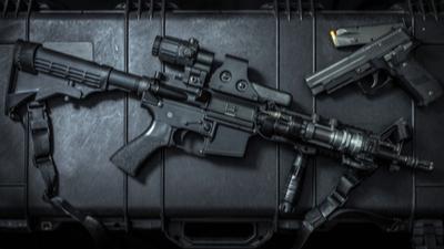 Escape from Tarkov Weapon Modding Guide