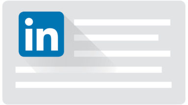 How to tell your story on LinkedIn