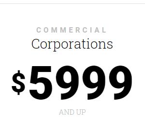 Corporate – Multiple Websites