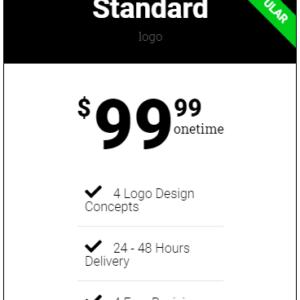 Standard – Logo Design