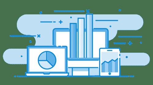 Analytics graphic