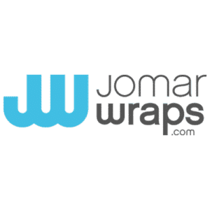 jomar wraps logo