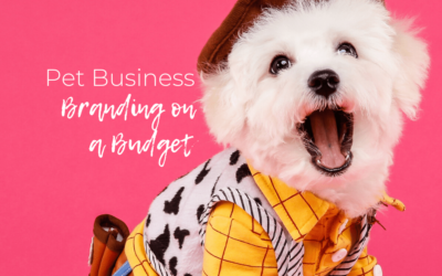 Pet Business Branding on a Budget – Micro Course