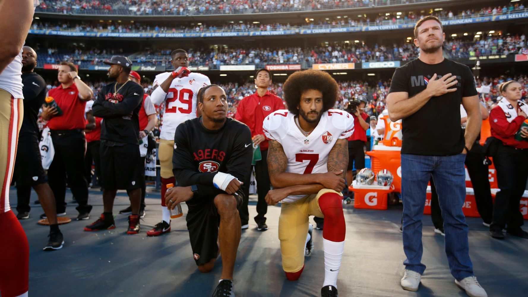 Colin Kaepernick Shows Us All The Great Ways To Advance Racial Equity And Increase Your Online Presence