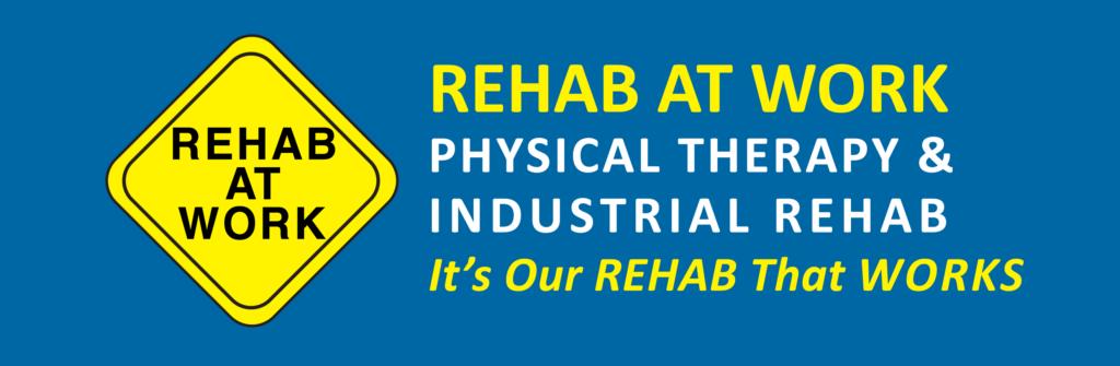 REHAB AT WORK site logo