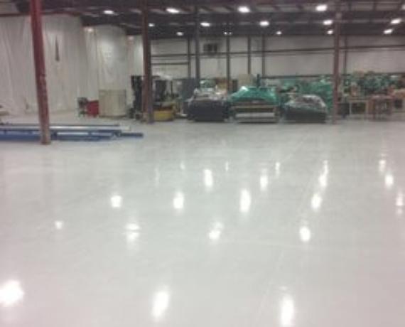 Warehouse Epoxy Floor