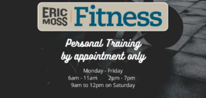 personal training in boonton schedule