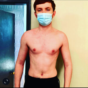 personal training success story Daniel after pic