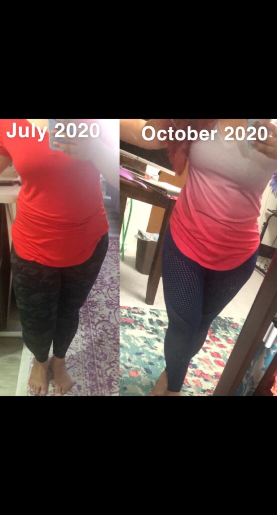 personal trainer in Boonton NJ Before and After