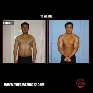 Before and After Personal Trainer in Boonton