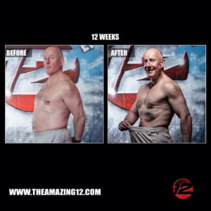 Boonton Personal Trainer Amazing 12 Express before and after