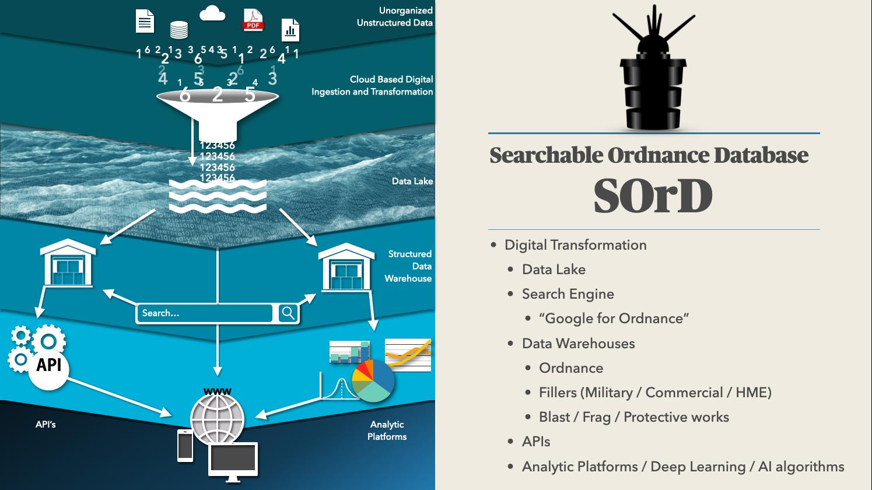 SOrD Digital Transformation and Ecosystem