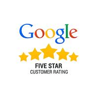 Wood Real Estate 5 Star Google Ranking
